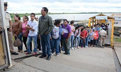 Más de 200 paraguayos se quedaron sin votar en Argentina