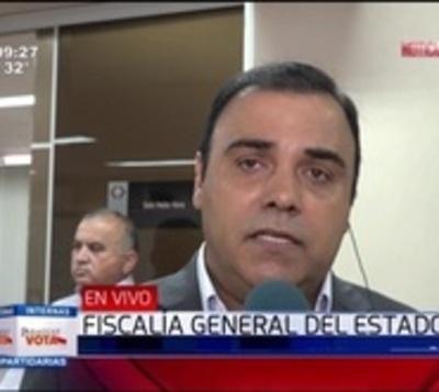 Díaz Verón garantiza investigación profunda del caso González Daher