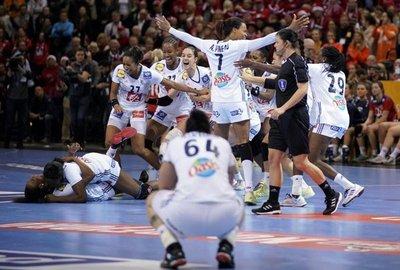 Francia, campeona Mundial