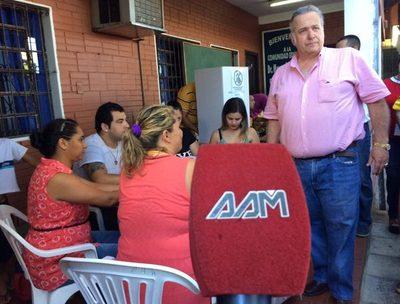 Así respondió González Daher a AAM