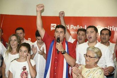 Alliana asegura la victoria de Peña