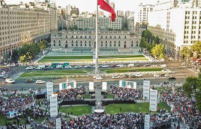 La izquierda y la derecha se disputan en reñido balotaje en Chile