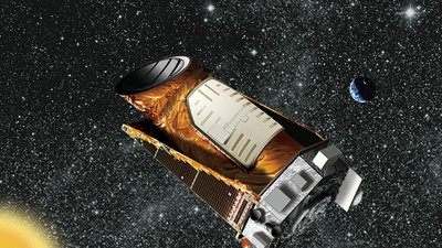 La NASA descubre dos planetas y un Sistema Solar