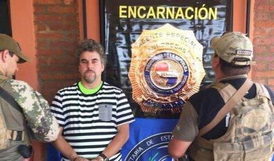 Temen que el narco más buscado del Brasil logre fugarse de Emboscada
