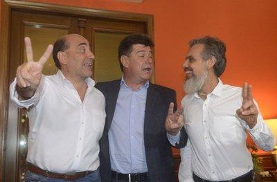Sin Llano, Alegre nombra a Mateo jefe de campaña