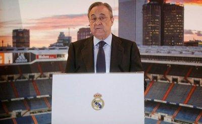 Pérez: Ha sido el mejor año del Madrid