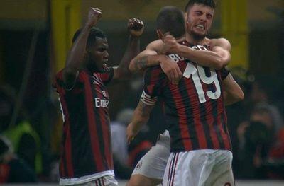 Milan avanza a semifinales
