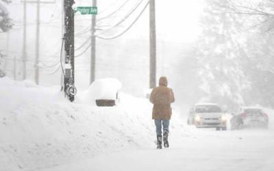 Ola de frío extremo que azota al Norte de EE.UU dejó un muerto en Ohio