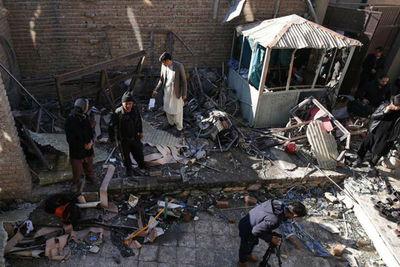 Atentado en Kabul deja al menos 41 muertos