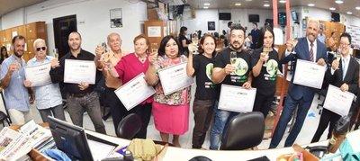 Protagonistas del Paraguay soñado