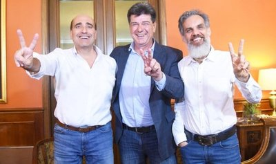 Leo Rubin confía en victoria ante la ANR, aunque vaticina difícil batalla