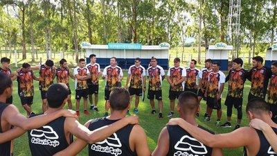 Deportivo Santaní trabaja en la colonia Friesland