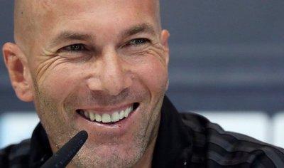 Zidane mantiene su ilusión por ganar los tres títulos