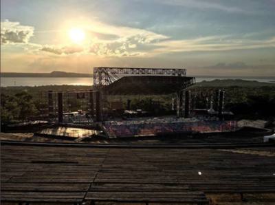 El festival Reciclarte vuelve al Anfiteatro de Sanber