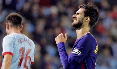 Celta y Barcelona aplazan hasta el Camp Nou el desenlace