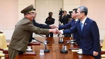 Las Coreas ultiman su reunión