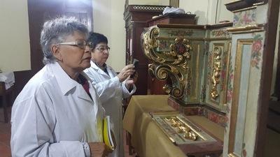 Restauración del templo histórico de San José Esposo está muy avanzada