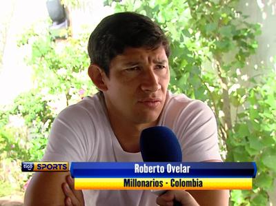 Roberto Ovelar desea retornar al fútbol paraguayo