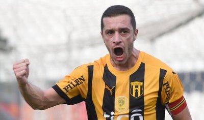 Marcelo Palau será nuevo jugador de Cerro Porteño