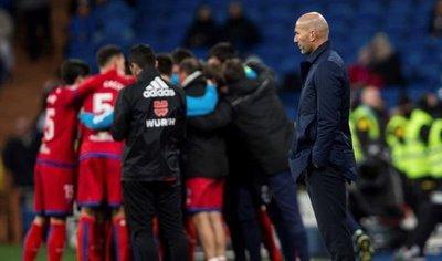 El Leganés hace historia y el Numancia sonroja al Madrid