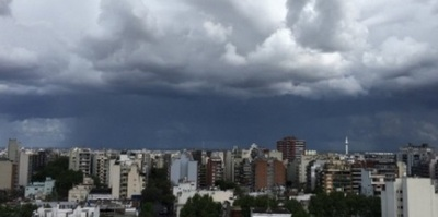 Alerta meteorológica por tormentas para varios departamentos