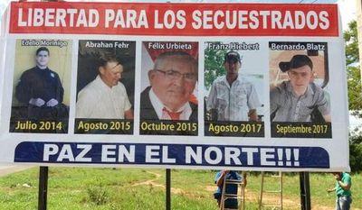 Los que siguen secuestrados