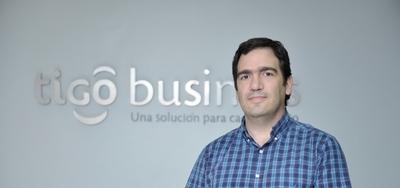 """Emanuel Sienra: """"El ancho de banda de la conexión por fibra óptica está garantizado"""""""