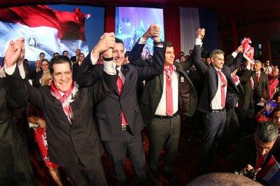 Proclaman a Marito como candidato oficial de la ANR