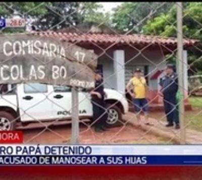 Mujer denuncia a su esposo por intentar abusar de sus hijas