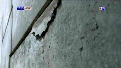 Detectan nuevas fisuras en superviaducto