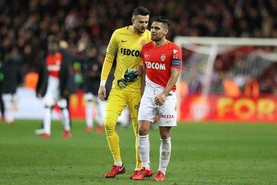 Radamel Falcao evita la derrota del Mónaco
