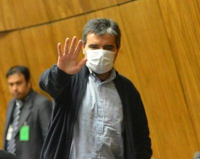Portillo debe perder investidura, dice Acosta