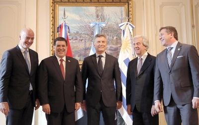 Autoridades se reunirán en Montevideo por el Mundial 2030