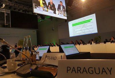Paraguay participa en Foro para la Alimentación
