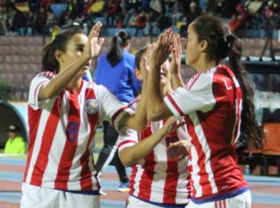 Paraguay va por el pase al cuadrangular