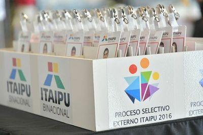 Itaipú contrata nuevos empleados en regla