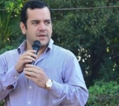 ¡Ahora sí! Friedmann renuncia a la Gobernación de Guairá