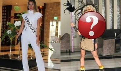 Jessica Torres Presentó Su 'traje Alegórico' En El Miss Intercontinental