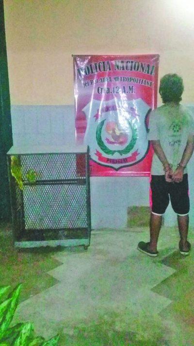 Chico de 16 años robó dos loros y está preso