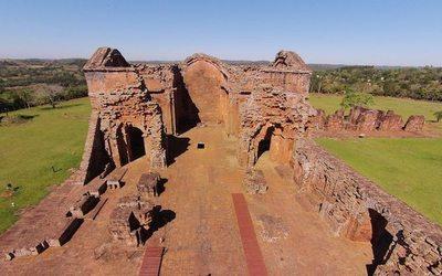 """Cada vez más se """"turistea"""" en las Ruinas"""