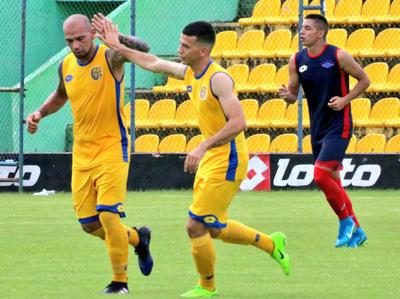 Capiatá supera a Independiente en amistoso