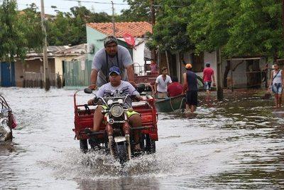 Declararán estado de emergencia en Asunción