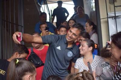 Con Roque confirmado Olimpia parte a tierras charrúas