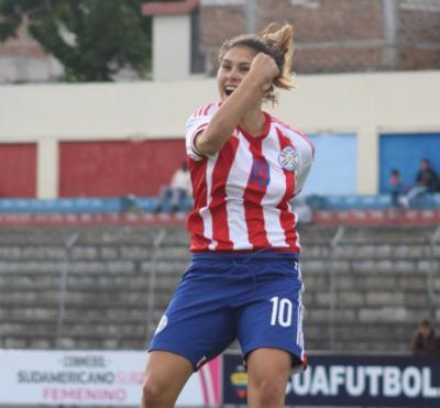 Paraguay vence, pero pierde a su goleadora
