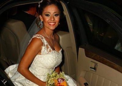 Crucerito se casó con el ucraniano