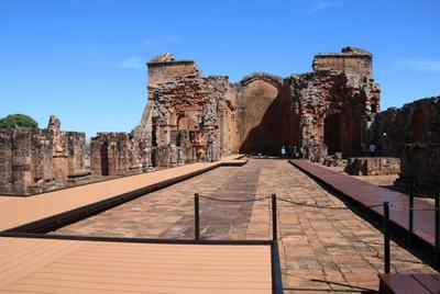 Más de 76.000 turistas visitaron las misiones jesuíticas de Itapúa