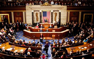 Congreso estadounidense aprobó los fondos para reabrir el Gobierno hasta el 8 de febrero