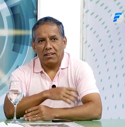 """Senador Amarilla acusa a Zacarías Irún de """"liderar estructura mafiosa"""""""