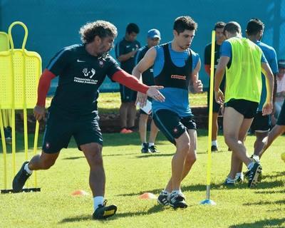 Rodrigo y Novick de vuelta al plantel cerrista