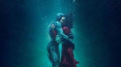 La forma del agua  es la favorita de los Oscar con 13 nominaciones